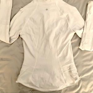 lululemon athletica Jackets & Coats - Lululemon White Define Jacket